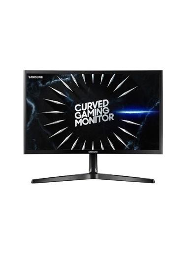Samsung Samsung 23.5 LC24RG50FQMXUF Curved 1920x1080 HDMI DP 4ms Siyah Siyah